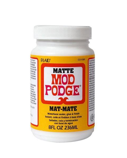 Plaid Mod Podge - Matte 8 Oz By Vita Phil.