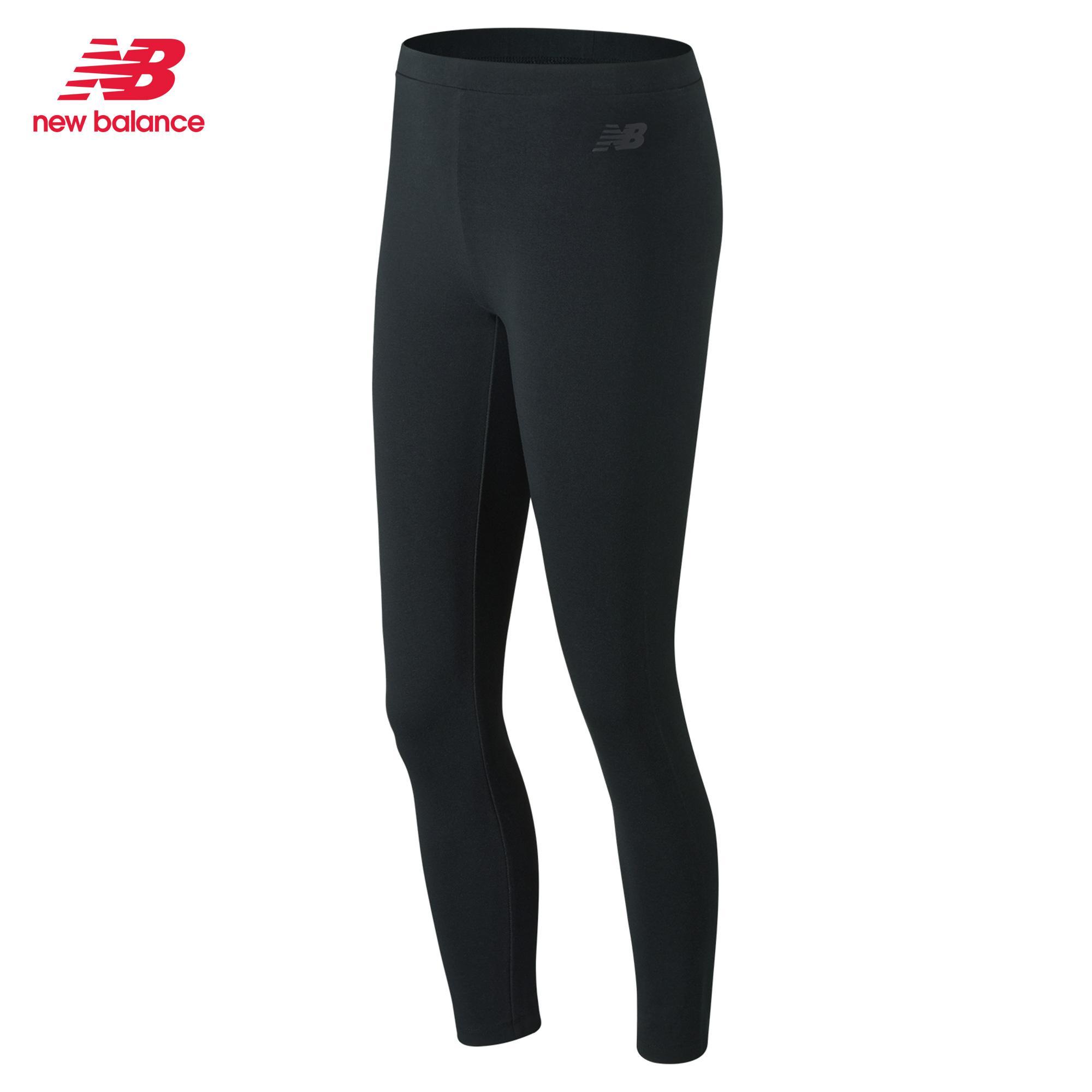 4f7625c9 New Balance Essentials Aqua Camo Leggings Performance Tights for Women ( Black)
