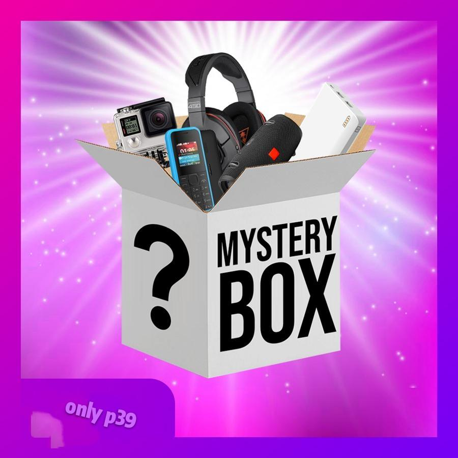 P39 LUCKY MYSTERY BOX - Gadgets and Accessories