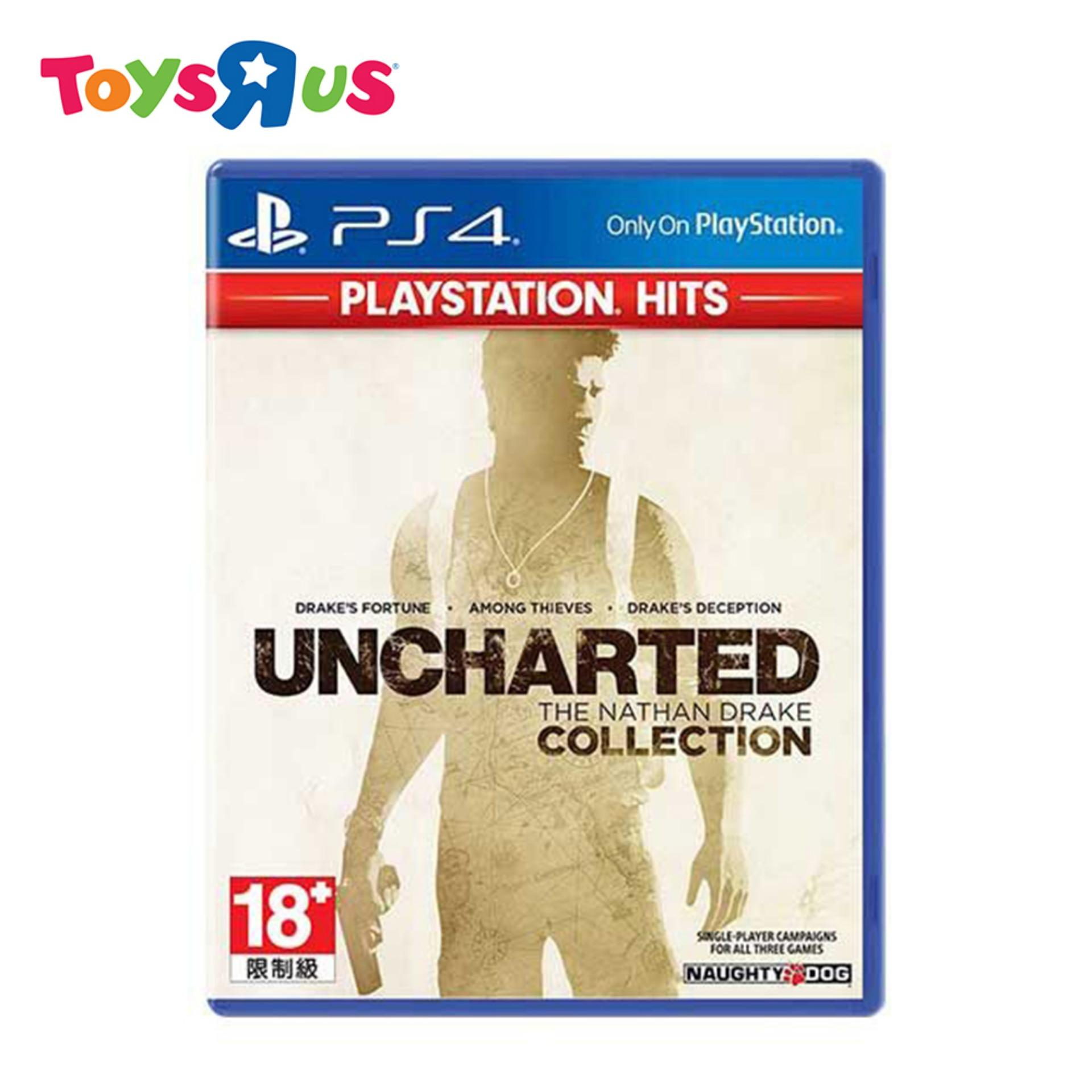 34266b175 PS4 Uncharted The Nathan Drake Collection - PlayStation Hits (R3)