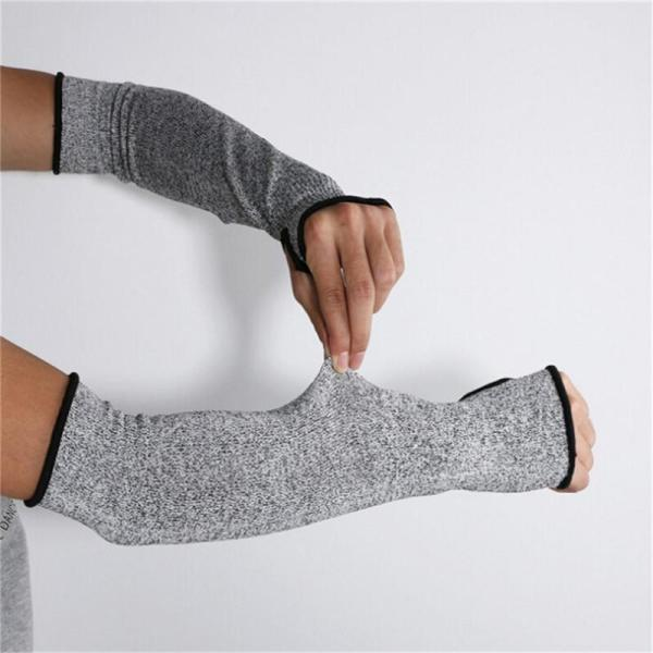 Safety Anti Heat Cut Resistant Sleeves Arm Guard Protector Gloves