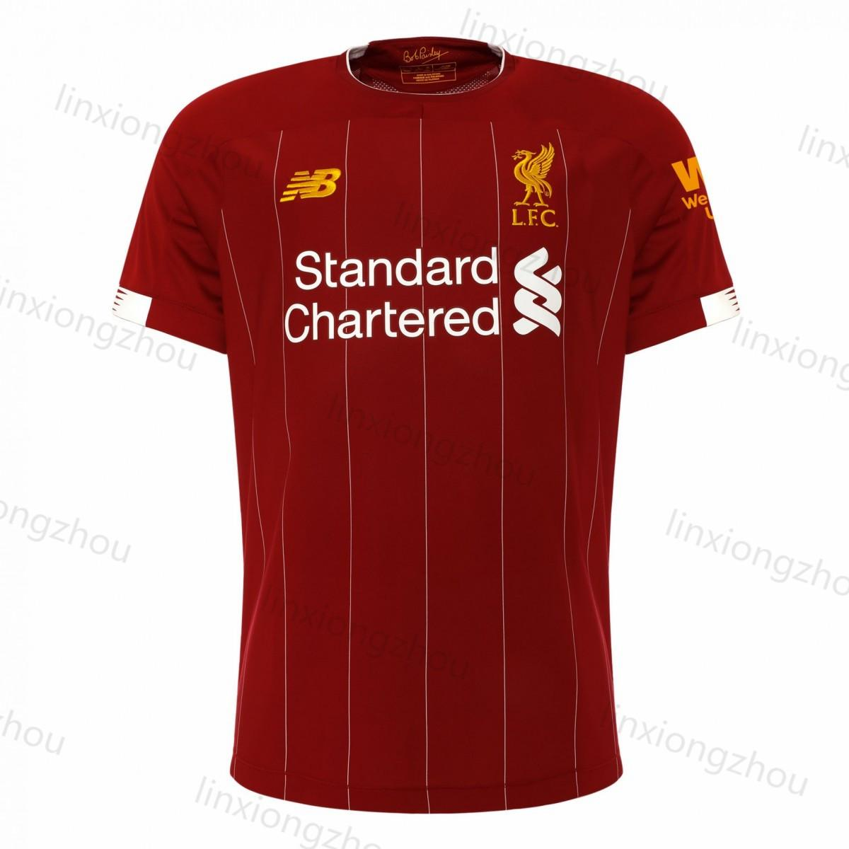 e5f2fdab18a33 NEW Balance Highest quality 1920 Liverpool LFC football Jersey grade AAA