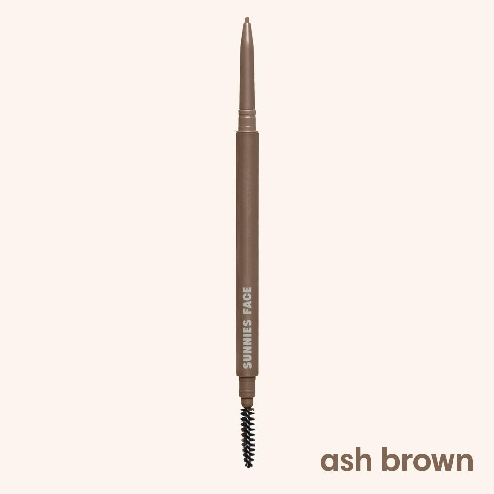 Sunnies Face Lifebrow Skinny Pencil (Ash Brown) Philippines