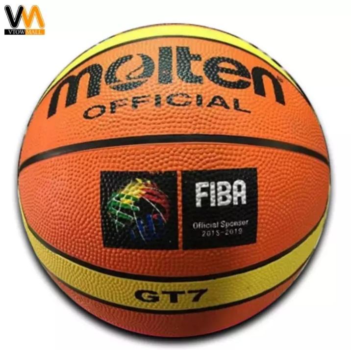 0d16ec7aa69 Fiba Molt Official Ball Basketball FIBA GT7 Indoor Outdoor Basketball