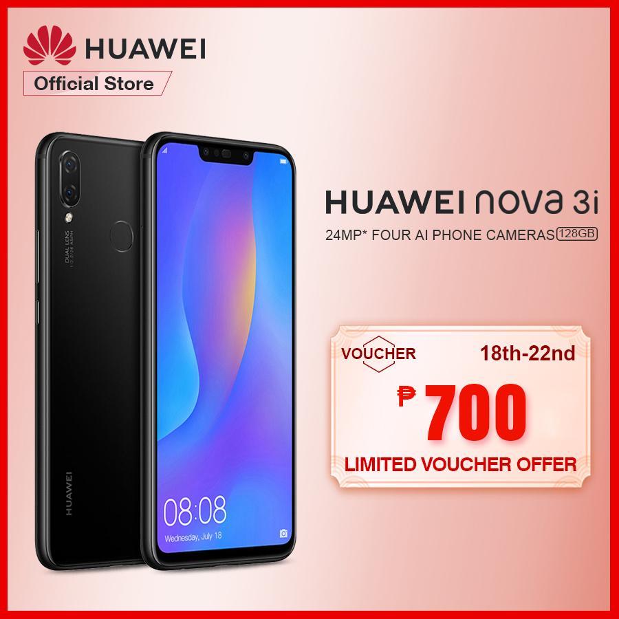 Huawei nova 3i 4GB 128G