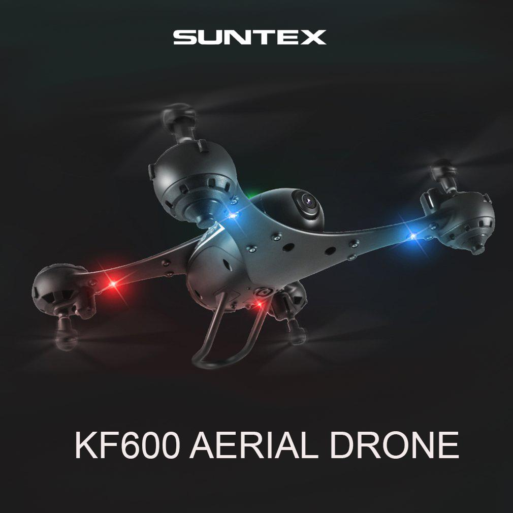 Suntex KF600 Quadcopter Aerial Photography and Video Drone with 720p Camera  Resolution with Remote Controller WIFI compatible for Android and iOS
