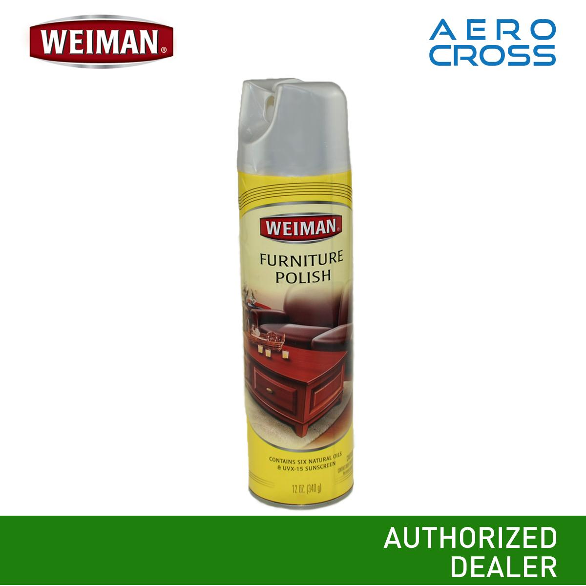 Ac Weiman Furniture Polish By Aerocross Phils.