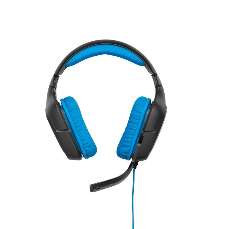 534368f7df8 Logitech G430 Chicken Headphones to Listen to Argue a Wearing a ACE Jedi  Survival 7.1 Sound