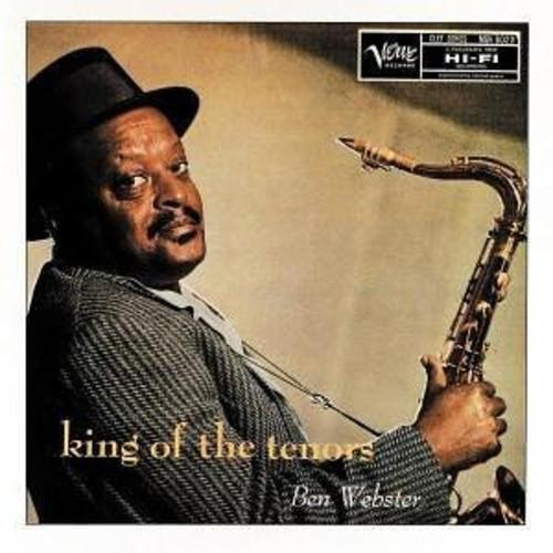 Ben Webster - King Of The Tenors (cd) By Cd Express Direct.