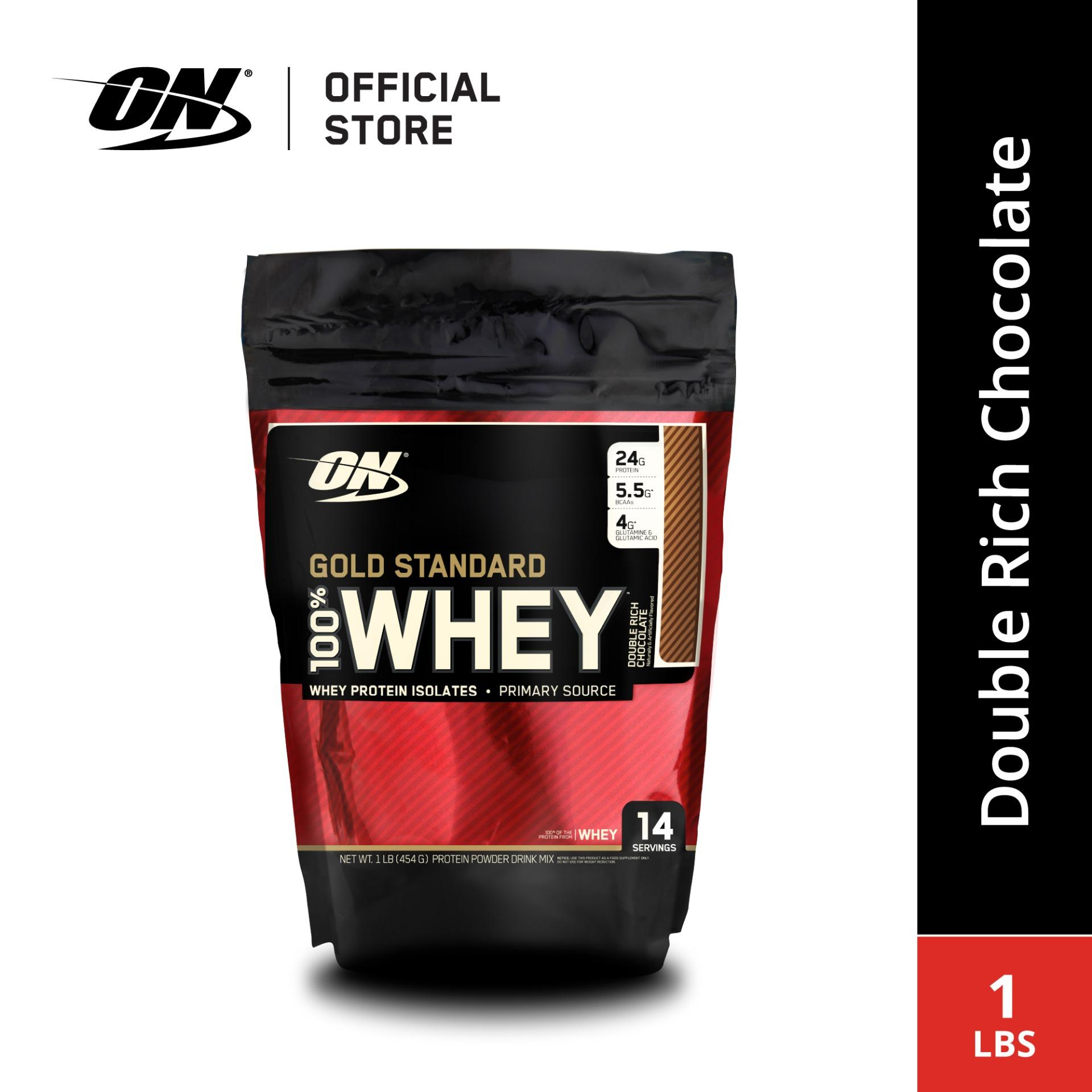 Optimum Nutrition Gold Standard Whey Protein 1 Lb