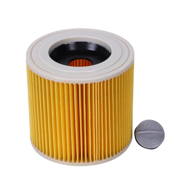 Bảng giá TOP quality replacement air dust filters bags for Karcher Vacuum Cleaners parts Cartridge HEPA Filter WD2250 WD3.200 MV2 MV3 WD3 Điện máy Pico