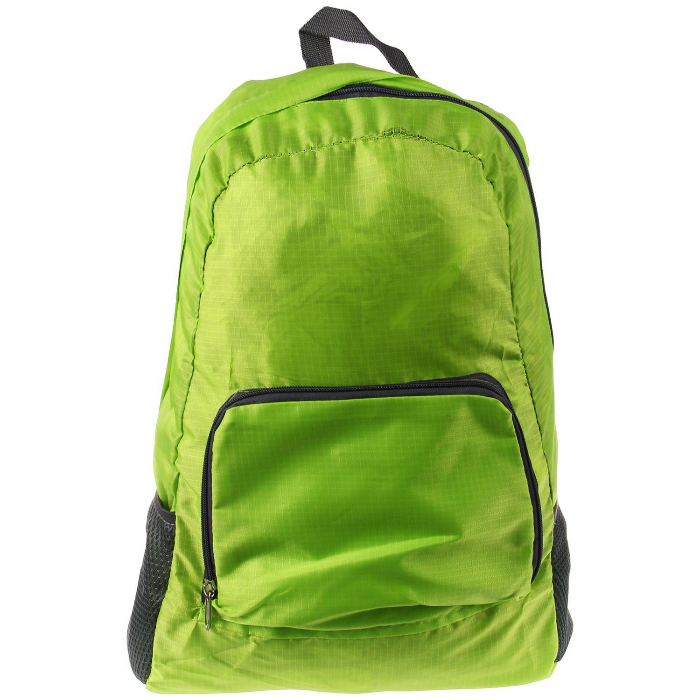 b27ecce3c1cb Lightweight Foldable Waterproof Nylon Women Men Skin Pack Backpack 20L Travel  Outdoor Sports Camping Hiking Bag