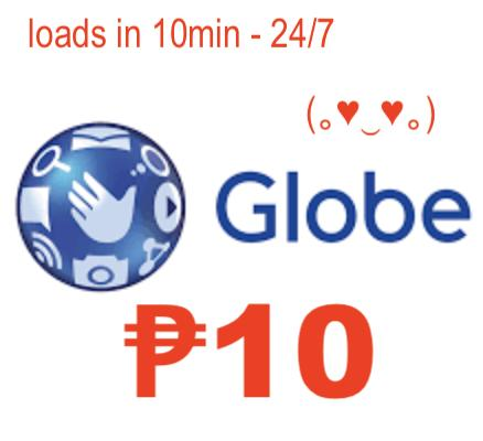 Gl0be/tm Regular Mobile Auto Load Max 10 Pesos By Acts29.