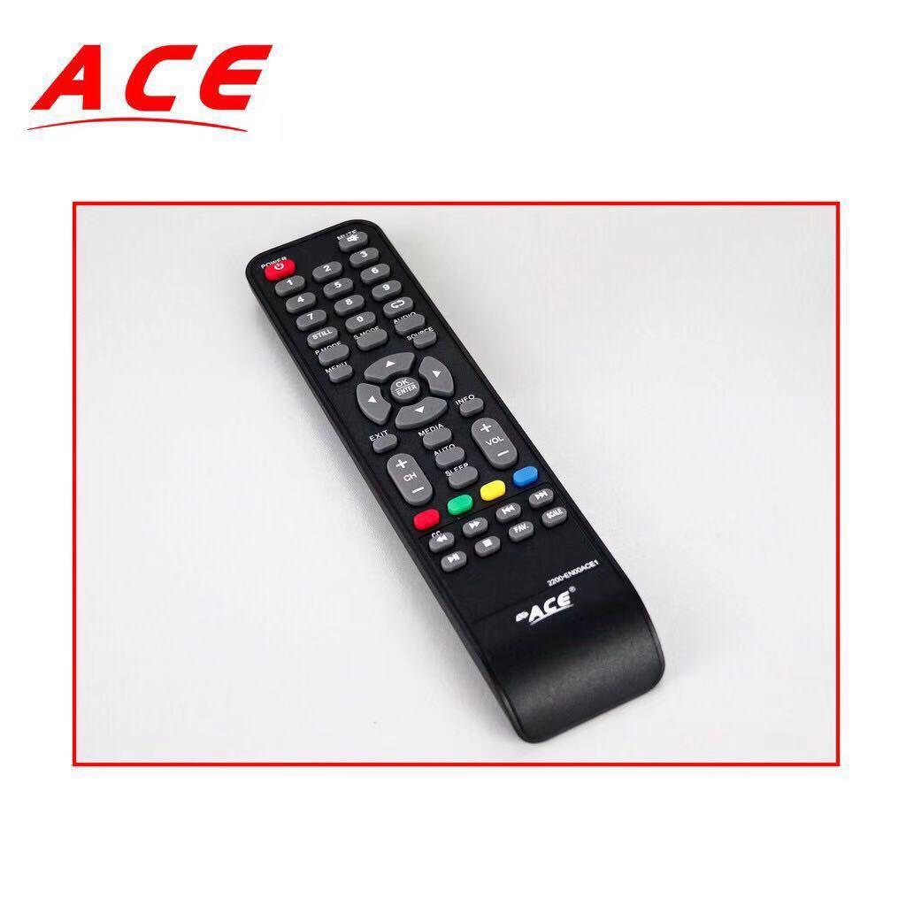 Ace TV LED Series Remote Controllers