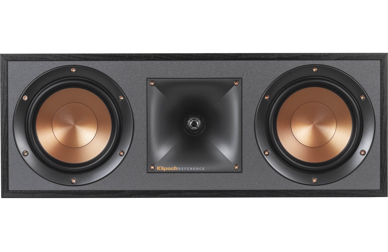 Klipsch R-52C Center channel speaker
