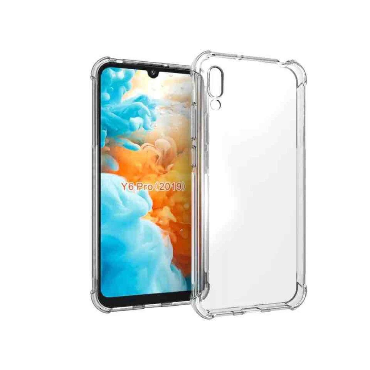 huge selection of aee49 4e12f HUAWEI Y6 PRO 2019 SHOCKPROOF CASE