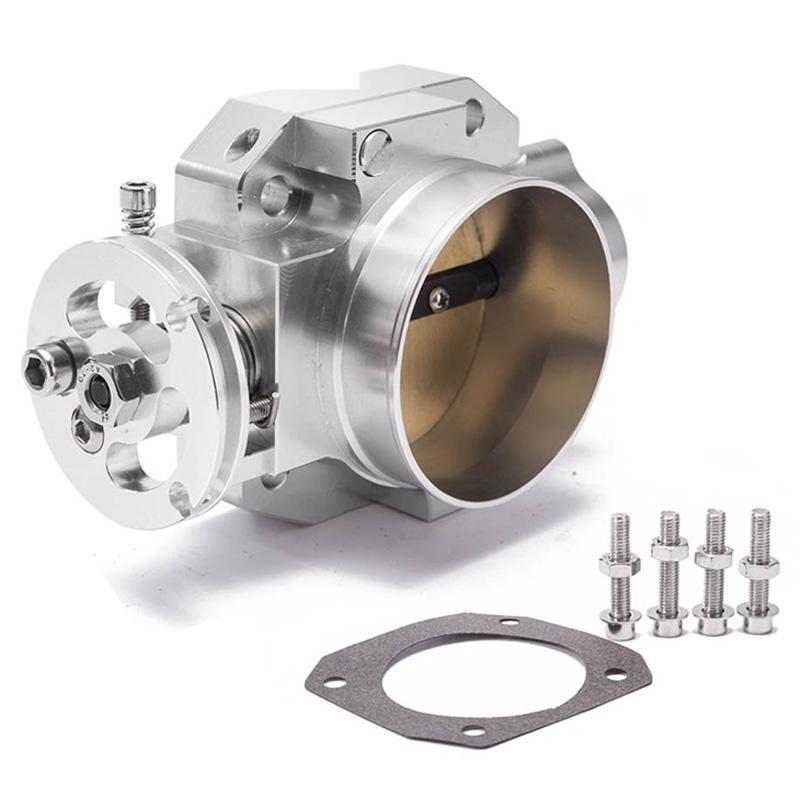 Intake manifold 90mm Throttle Body W// TPS Sensor For Toyota Supra 1JZ-GTE SL