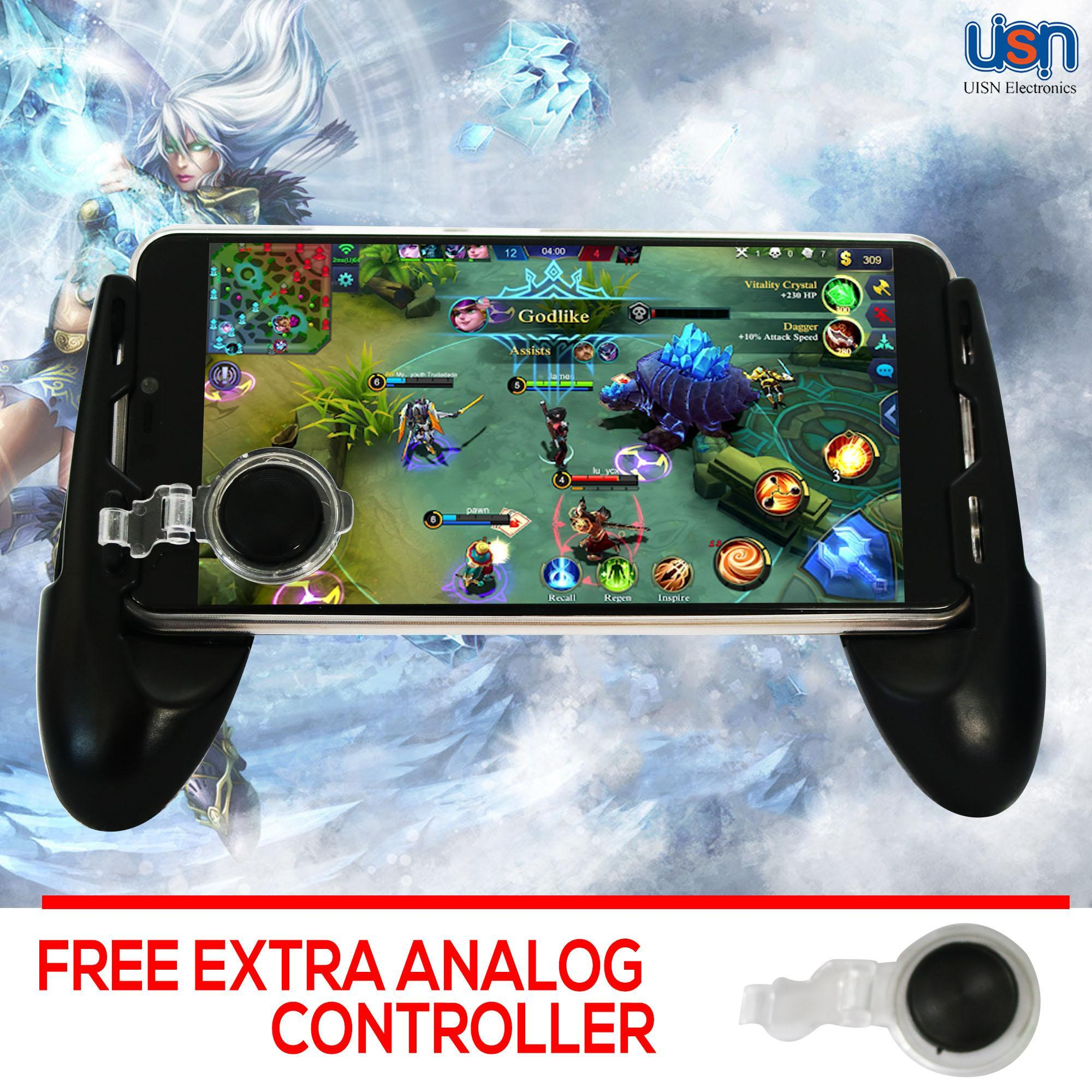 Game pad 3 in 1 or mobile phone gaming console with stand game pad for mobile