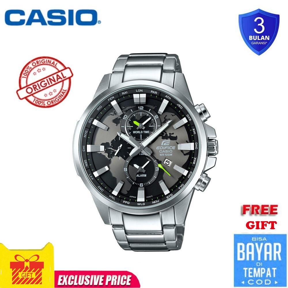 47e10edd7782 Casio watch Edifice Men s quartz sports watch trend classic casual business  steel waterproof watch EFR-