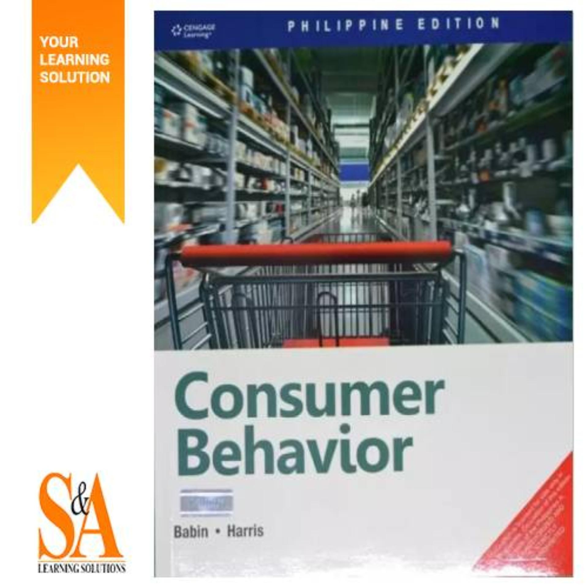 Consumer Behavior By S&a Learning Solutions.
