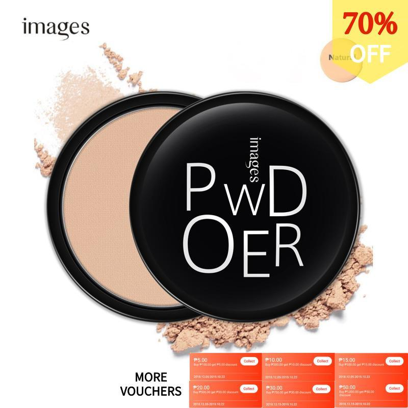 IMAGES Professional Brand Pressed Mineral Powder Cosmetics Long Lasting Brightening Whitening Contouring Makeup Face Powder Palette Philippines