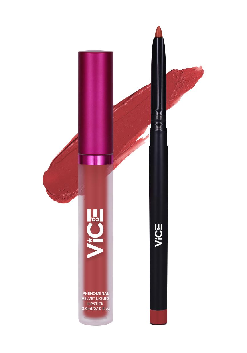 Phenomenal Velvet Lip Kit Vulevu Philippines