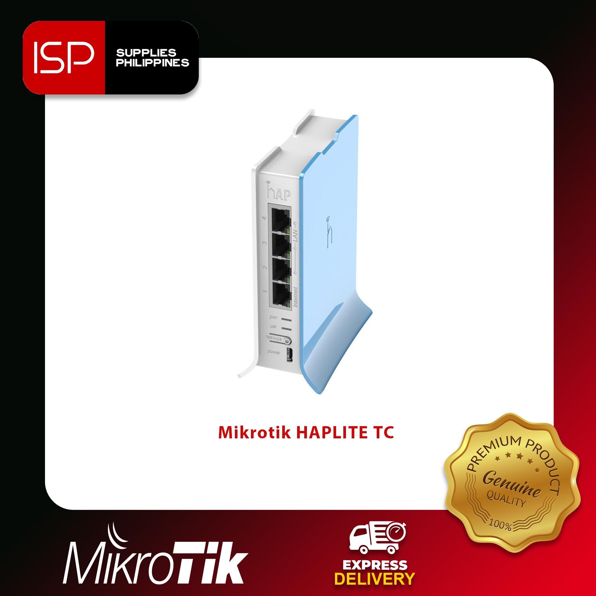 Mikrotik HAPLITE TC