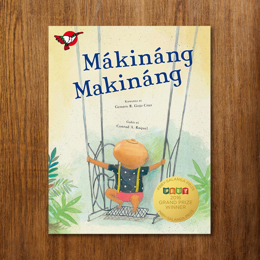 Makinang Makinang Storybook By Adarna House.