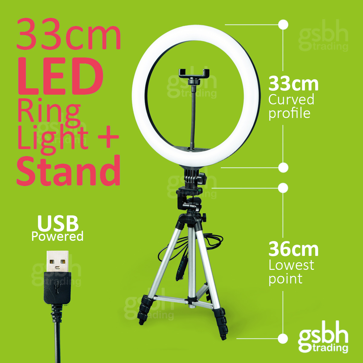 33 Cm 13 Inches Ring Light With Stand 33cm 13 Set Led Photo Studio Light Photography Video Ringlight For Smartphone Camera Vlog Blog With Phone Holder Tripod 3120 Dimmable 3 Light Modes In) is a unit of length in the imperial and us customary systems of measurement. 33 cm 13 inches ring light with stand 33cm 13 set led photo studio light photography video ringlight for smartphone camera vlog blog with phone