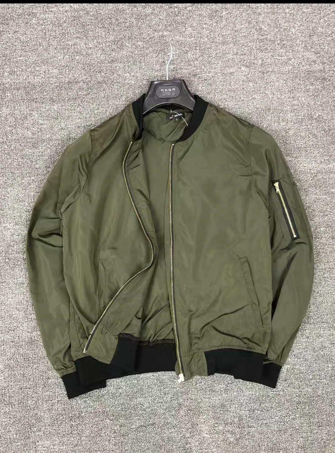 099f55ca3 Mules Molls Spring new bomer jacket