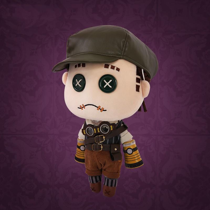 Game Identity V Survivor Mercenary Naib Plush Doll Stuffed Toy Clothing Cosplay