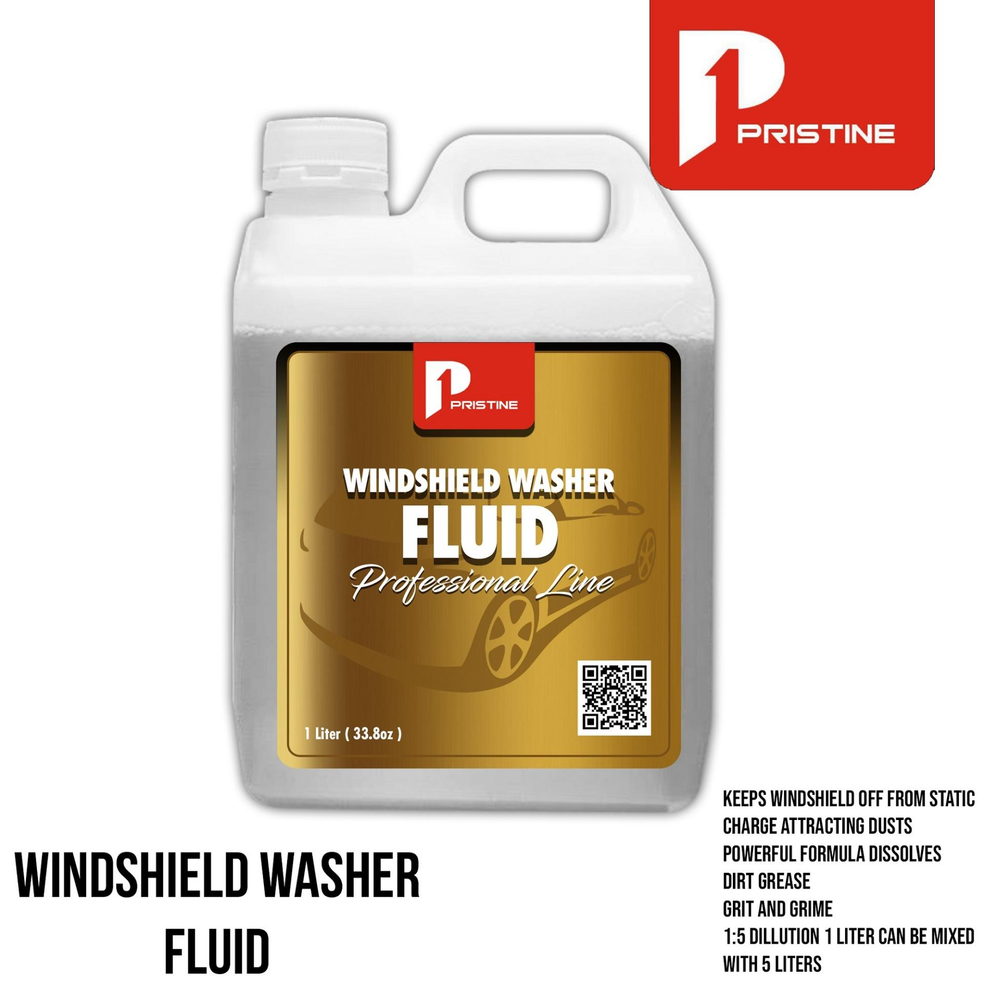 WINDSHIELD WASHER FLUID 1 LITER