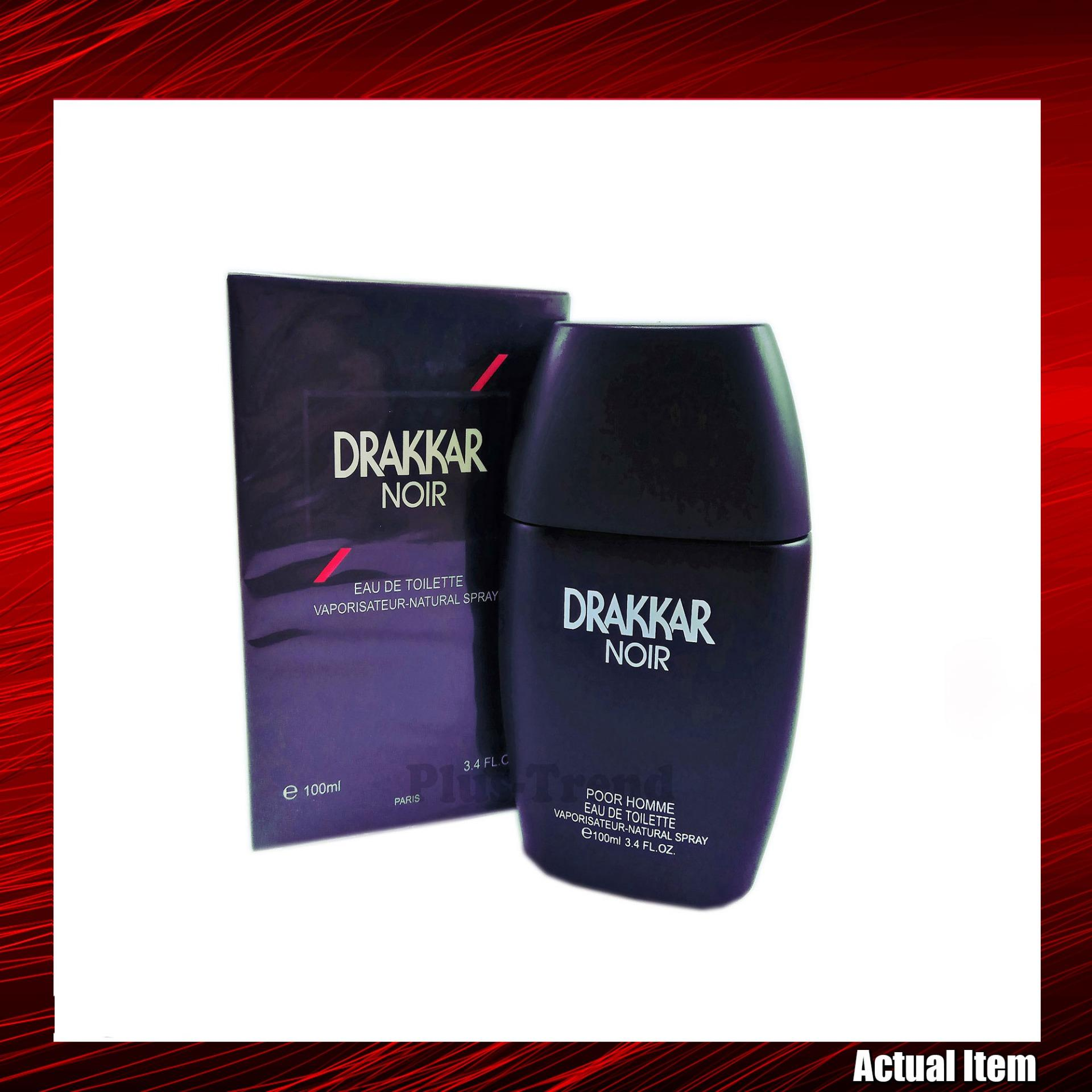 Drakkar Noir By Guy Laroche for men 100ml