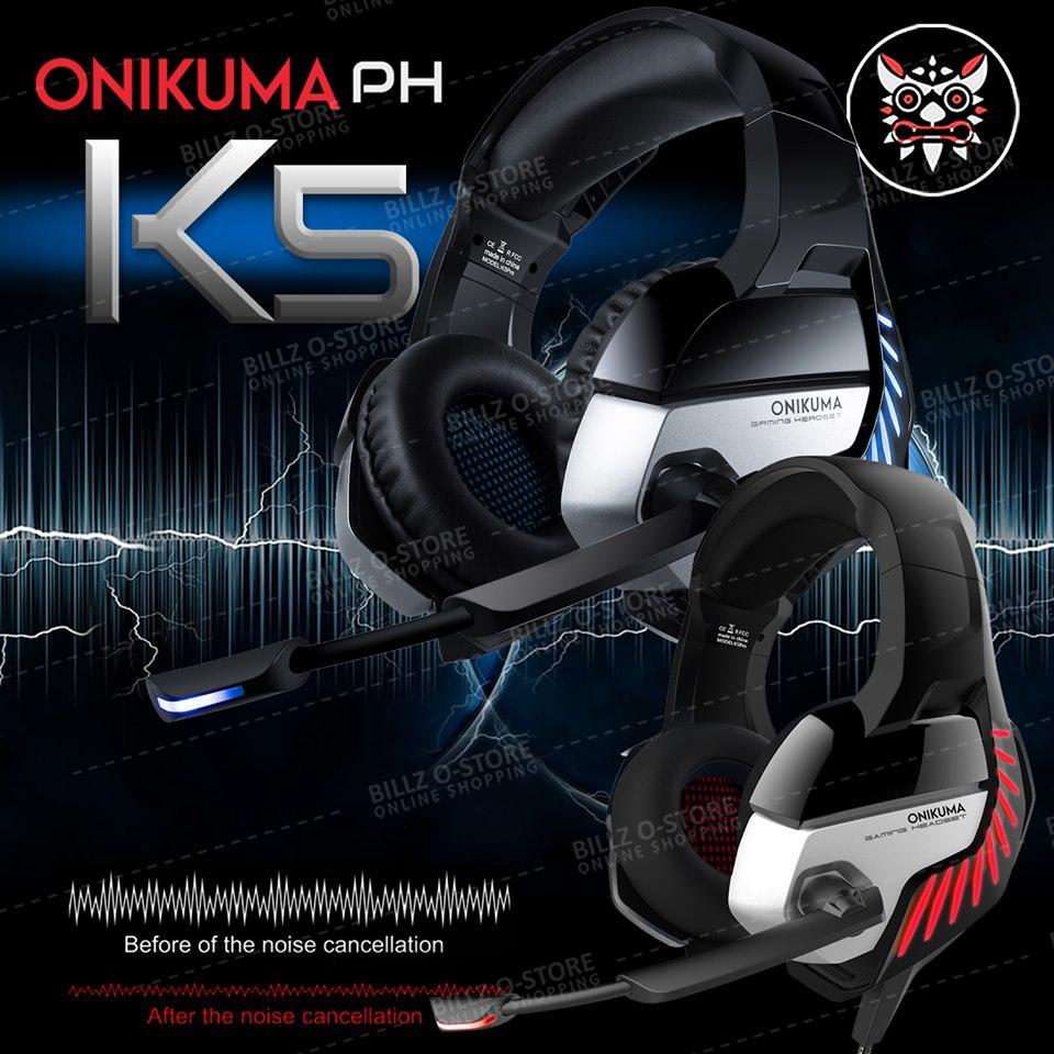 ONIKUMA K5 PRO Gaming Headphone for PS4/PC/XBOX/MOBILE