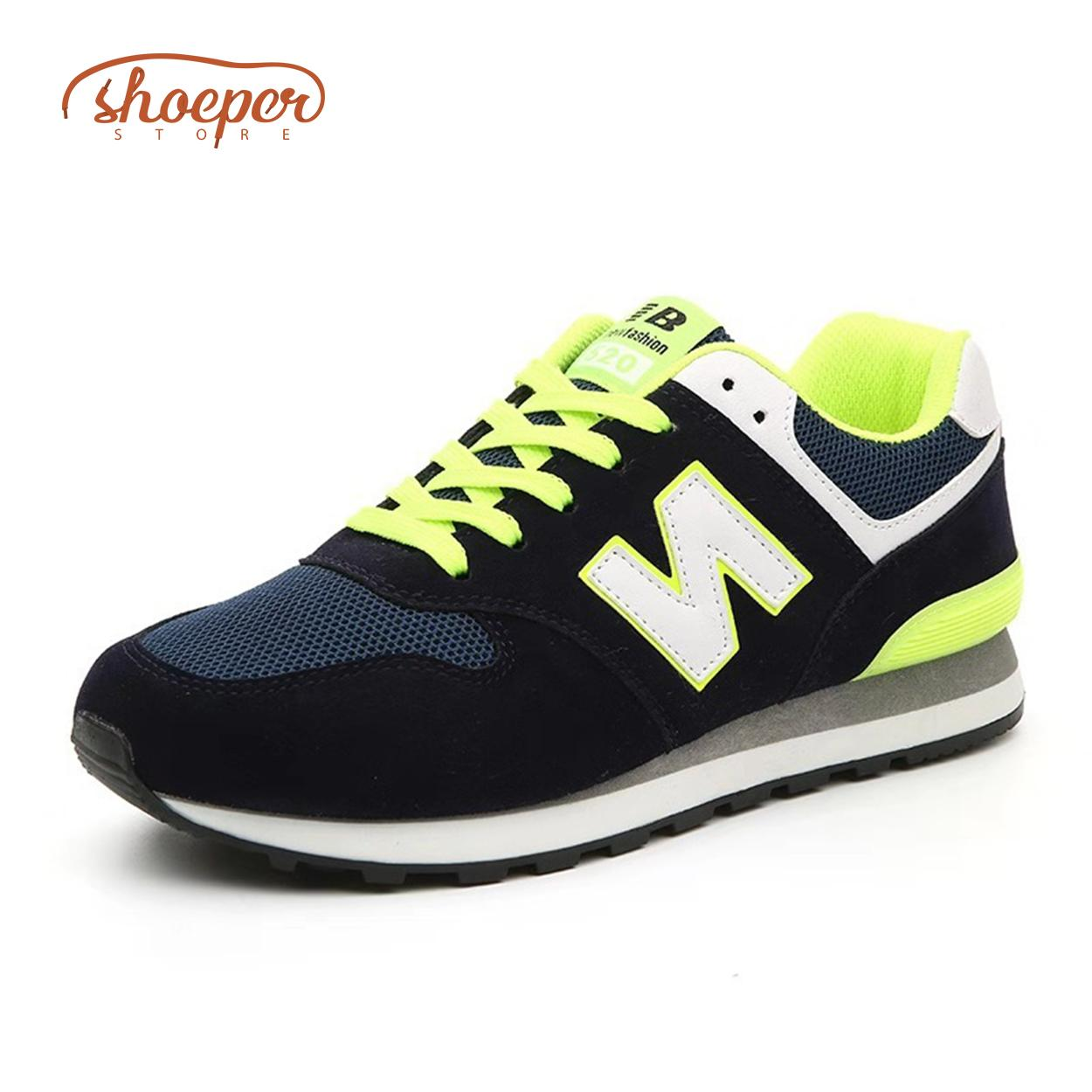 33d0acd33 ShoePer RPS-1 Sports Sneaker Shoes for Men Jogging Walking Lace-up Anti-