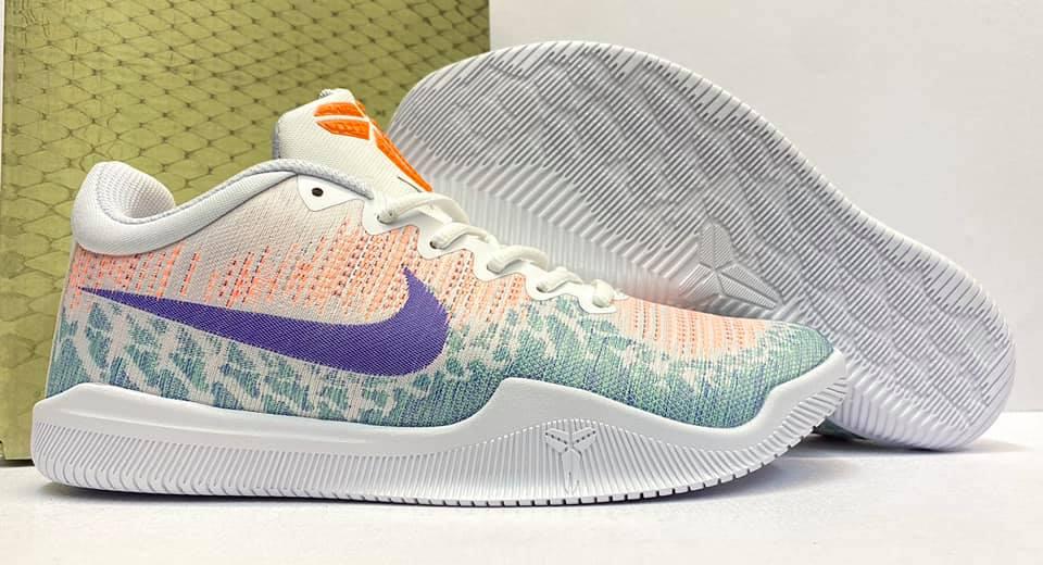 Original Nike Kobe Mamba Rage White