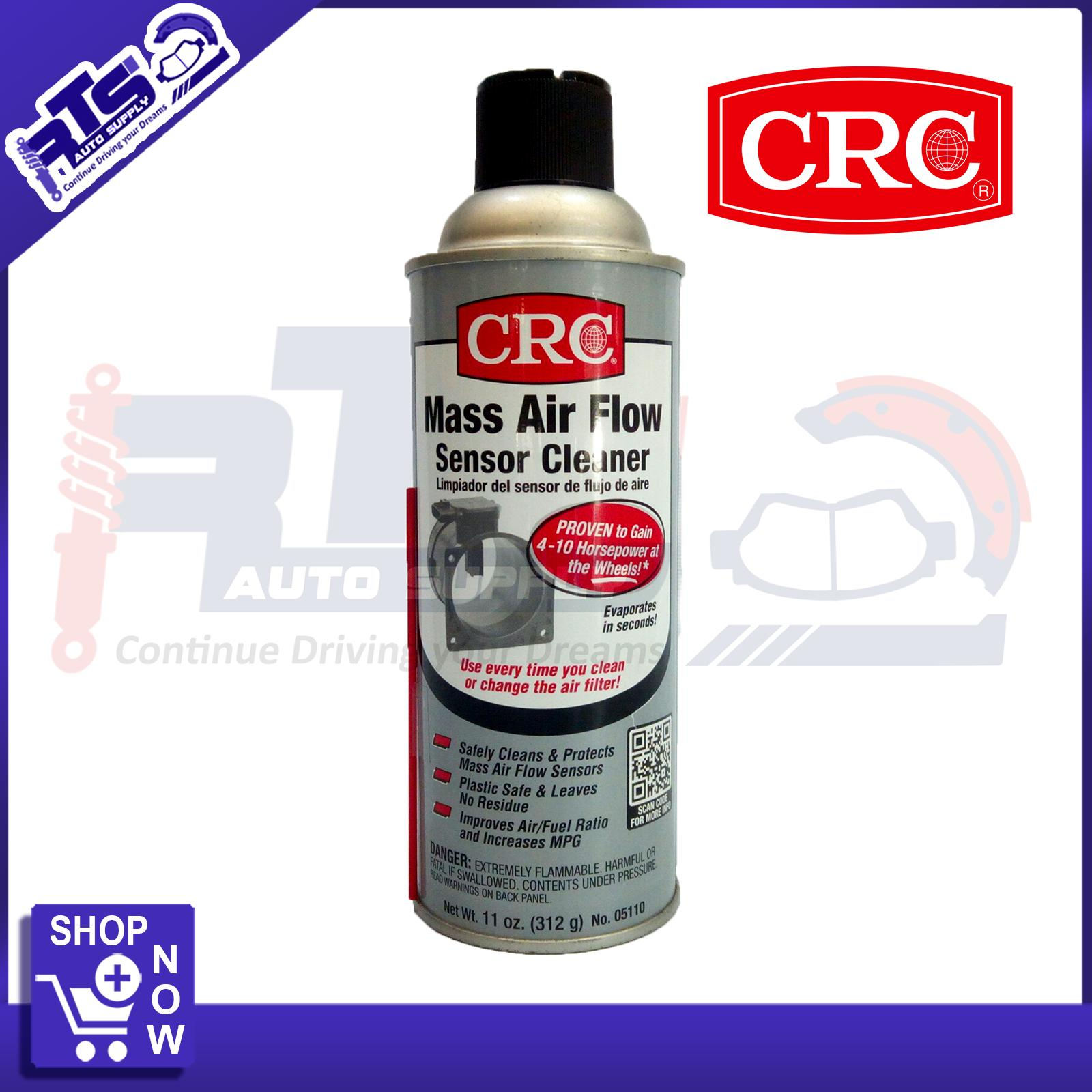 Crc Mass Air Flow Sensor Cleaner Maf Sensor Cleaner 312g By Rts Auto Supply
