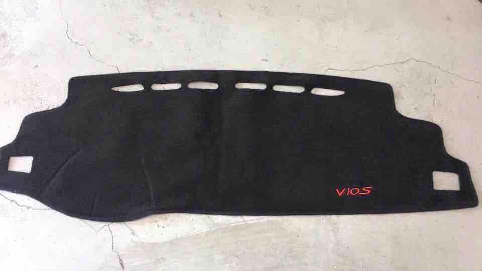 Vios Gen 4 Dashboard Cover By Thirdysean Dashcam And Car Accessories.