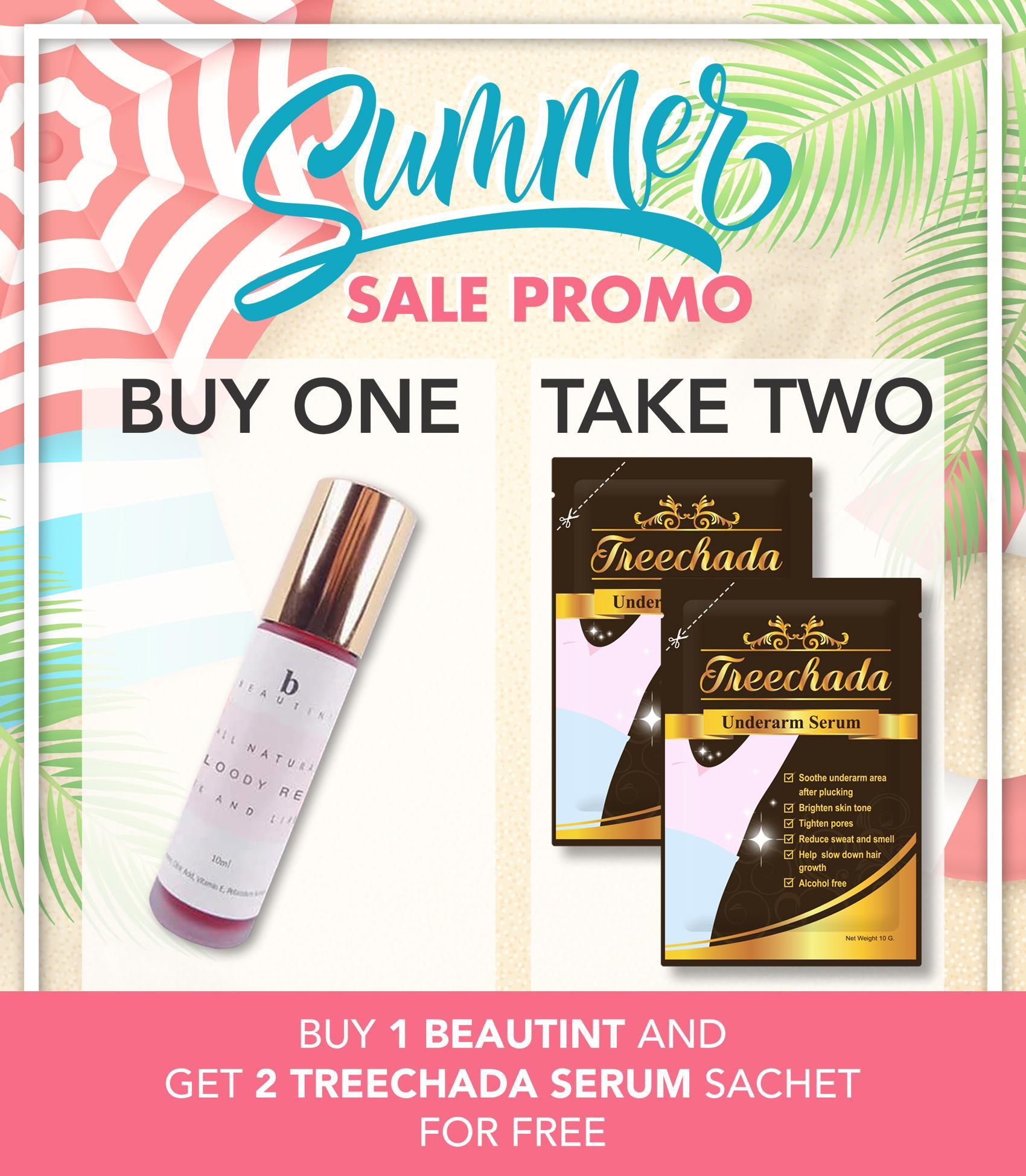 4273359f13c9 Beautint Free 2pcs Treechada Organic Lip and Cheek Tint