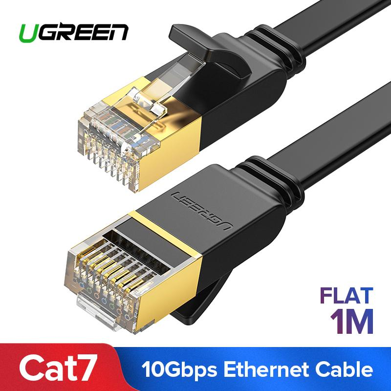 Ethernet Cables (rj-45/8p8c) 2 Pcs 7ft Cat5e Cable Ethernet Lan Network Cat5 Rj45 Patch Cord Internet Green