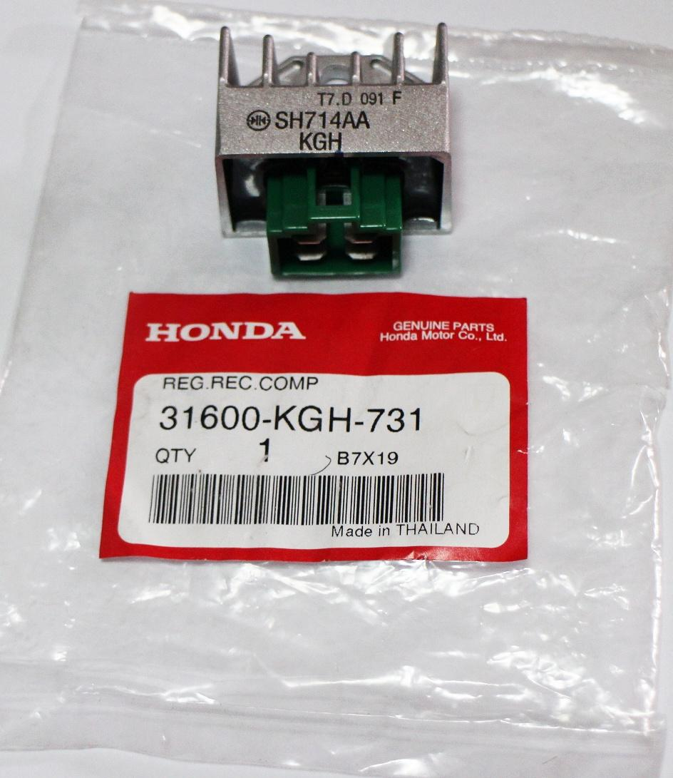 Original Honda Regulator Rectifier Comp For Xrm 125 Lazada Ph