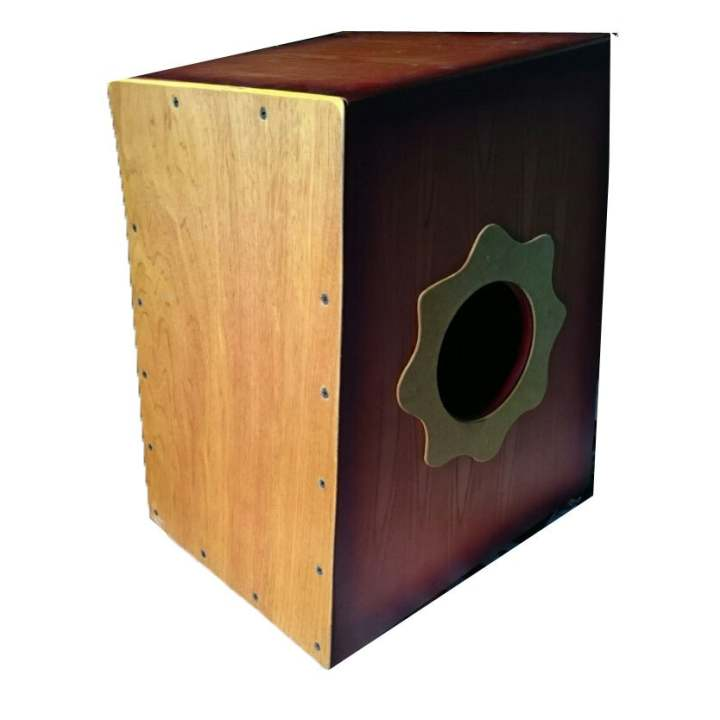 cajon beat box brown buy sell online drum accessories with cheap price lazada ph. Black Bedroom Furniture Sets. Home Design Ideas