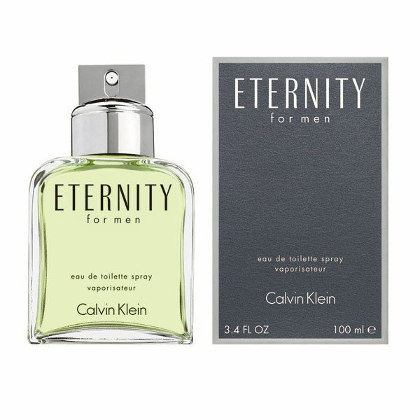 Calvin Klein Ck Eternity Eau de Toilette for Men 100ml.