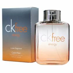 Calvin Klein Ck Free Energy Eau De Toilette For Men 100ml