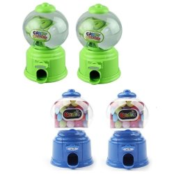 Candy Machine Set of 4 (Green/Blue)