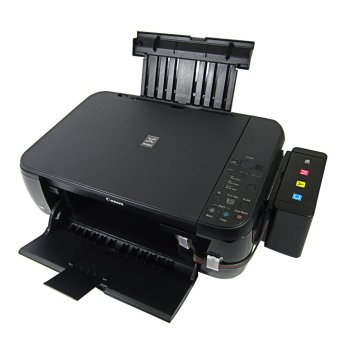 Canon Pixma MP287 Printer/Copier/Scanner with CIS filled with 4 color Inks
