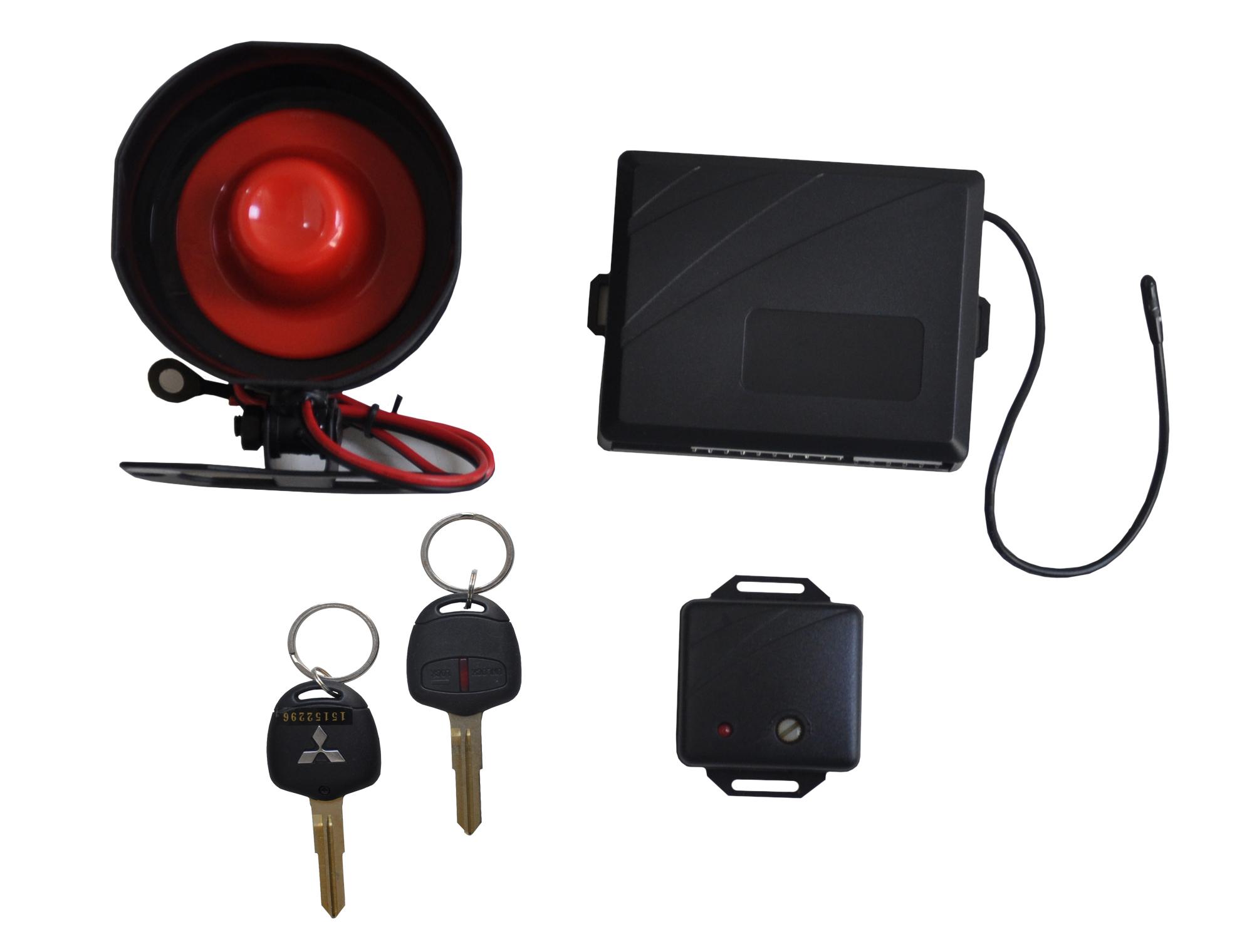 Car Alarm MITSUBISHI old 112-A02