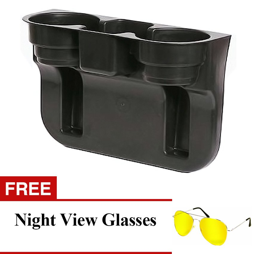 Car Valet Cup Holder With FREE Night View Glasses product preview, discount at cheapest price