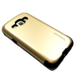 Caseology Armor Case for Samsung Galaxy J1 (Goldenrod)
