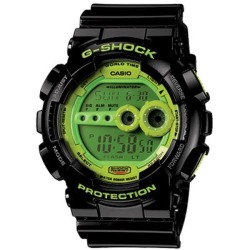 Casio G-Shock GD-100SC-1 Mineral Glass Men's Watch  GD-100SC-1D